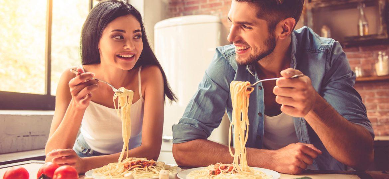 Siéntete en Italia con estas recetas para San Valentin