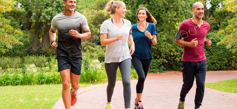 5 rutinas de ejercicio antes de ir a trabajar