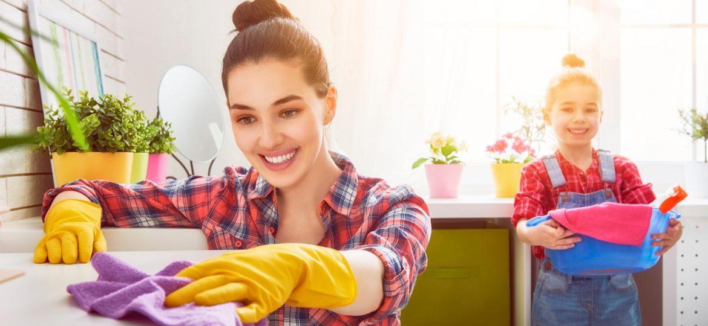 6 beneficios de tener tu casa limpia