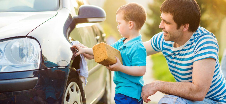 5 formas de mantener limpio tu auto