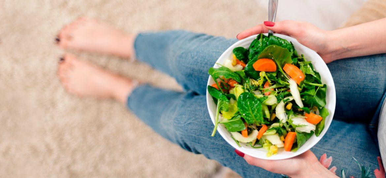 Ensaladas para incluir en tu dieta