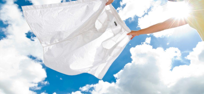 5 Tips para mantener como nueva tu ropa blanca