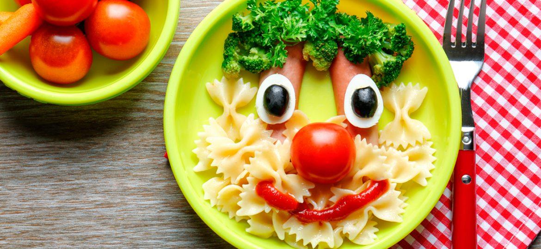 Comidas divertidas para aumentar el apetito en los niños
