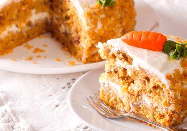 El más delicioso biscocho de zanahoria ¡para preparar con tus hijos esta Navidad!