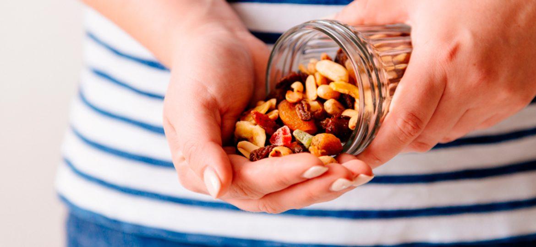 Cuatro razones para comer frutos secos