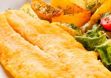 Semana Santa 2019: ¡Hamburguesas de pescado para todos!