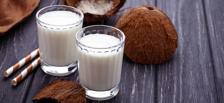 Conoce ocho de los beneficios de tomar leche de coco