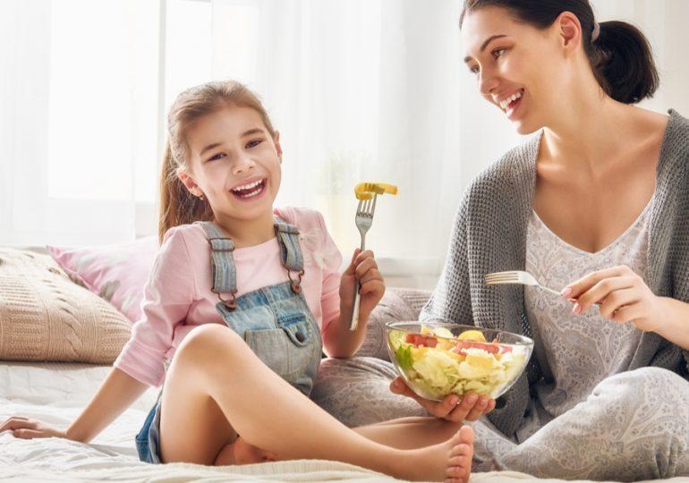 Tres snacks de mediodía para nuestros pequeños