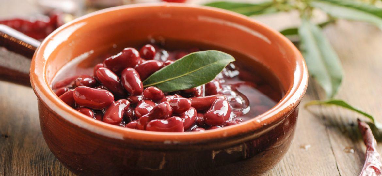 ¡Frijoles rojos!: Una receta rica y saludable