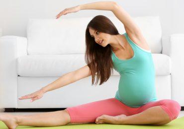 ¿Es sano hacer ejercicio durante el embarazo?