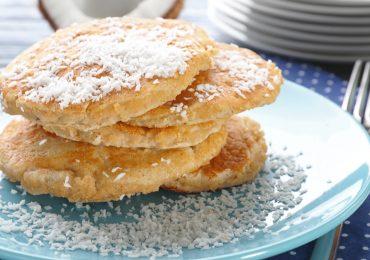 Pancake de Coco: ¡una delicia!