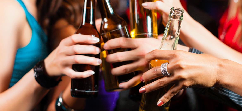 Entérate: ¿El alcohol engorda? ¿verdad o mito?