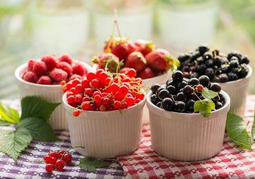 ¿Frutos rojos? Descubre las maravillas que hacen a tu cuerpo