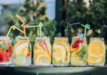 Rico y refrescante: Limonada de mango