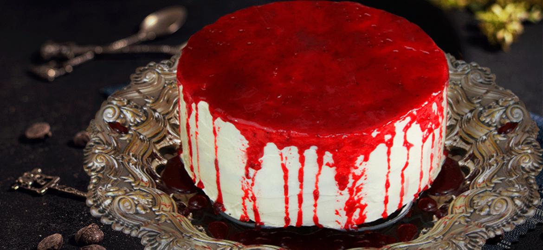 ¡Asusta a tus amigos con este pastel de Halloween!
