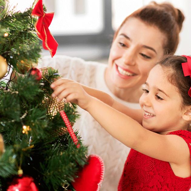 Comparte en familia estas 3 actividades para Navidad