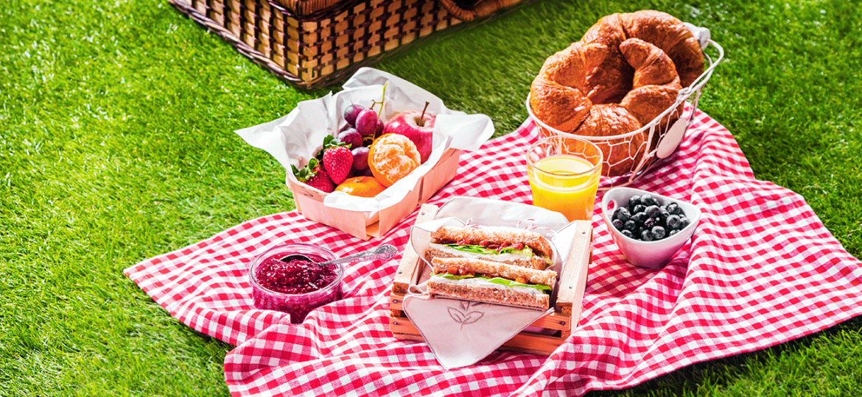 Recetas perfectas para complementar tu picnic