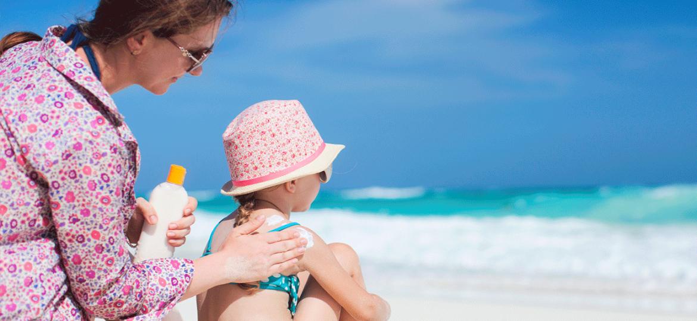 Disfruta del verano y protege a tu familia del sol