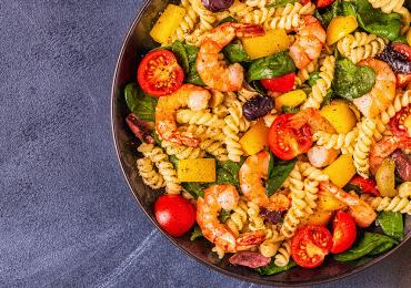 Una deliciosa receta para los amantes de los camarones