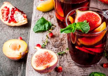 Una refrescante receta de Sangría que no te puedes perder